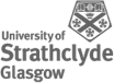 The university of Strathclyde logo