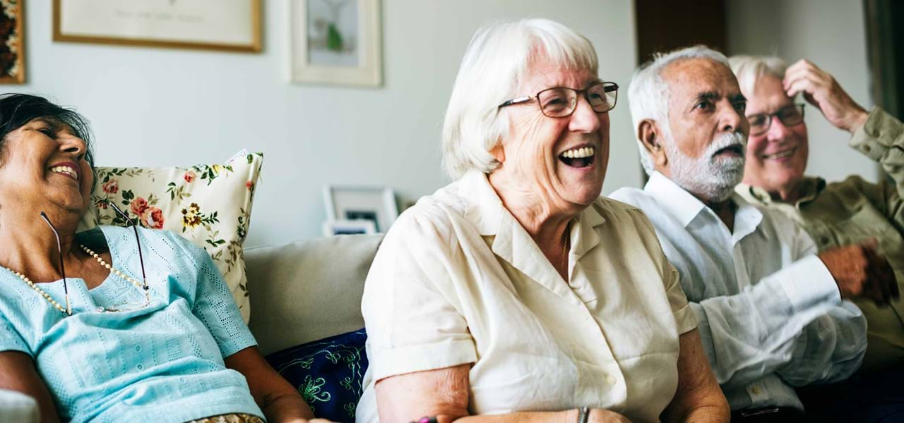 Senior citizens community