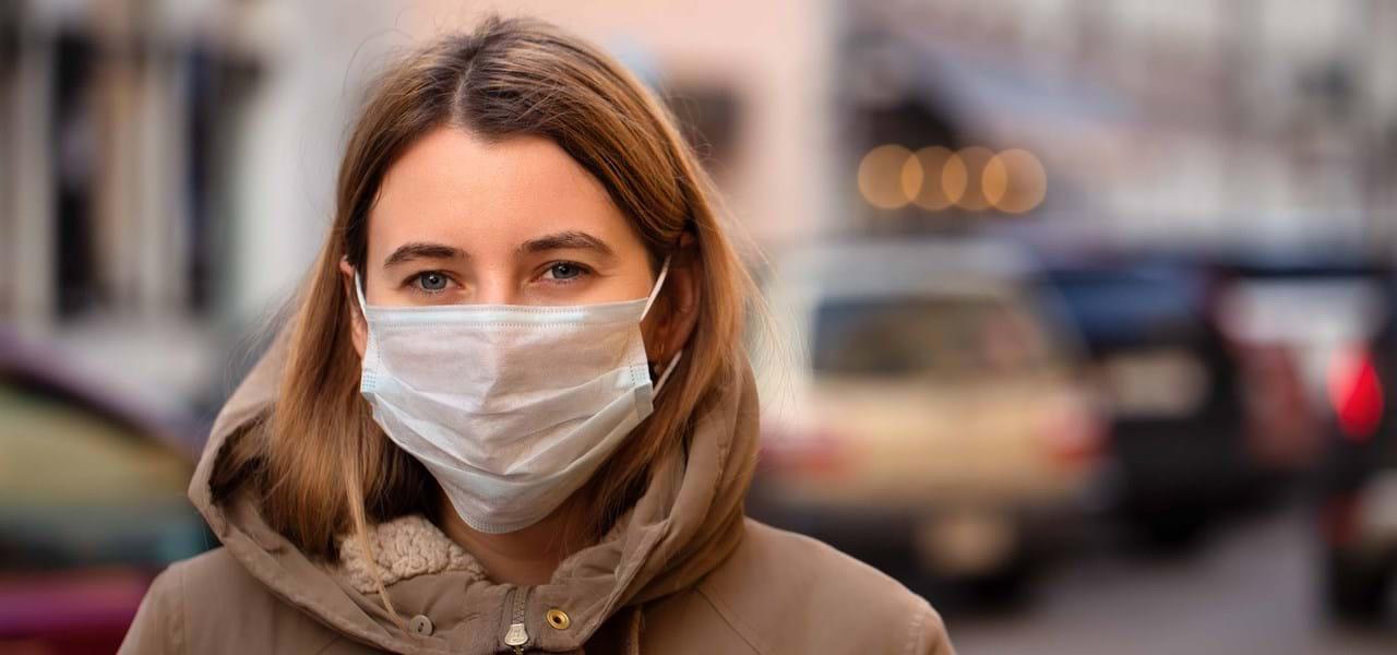 Covid-19 pandemic mask